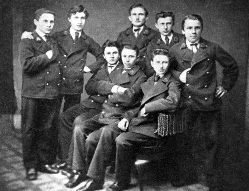 Marinens Elevskole 1867-1932