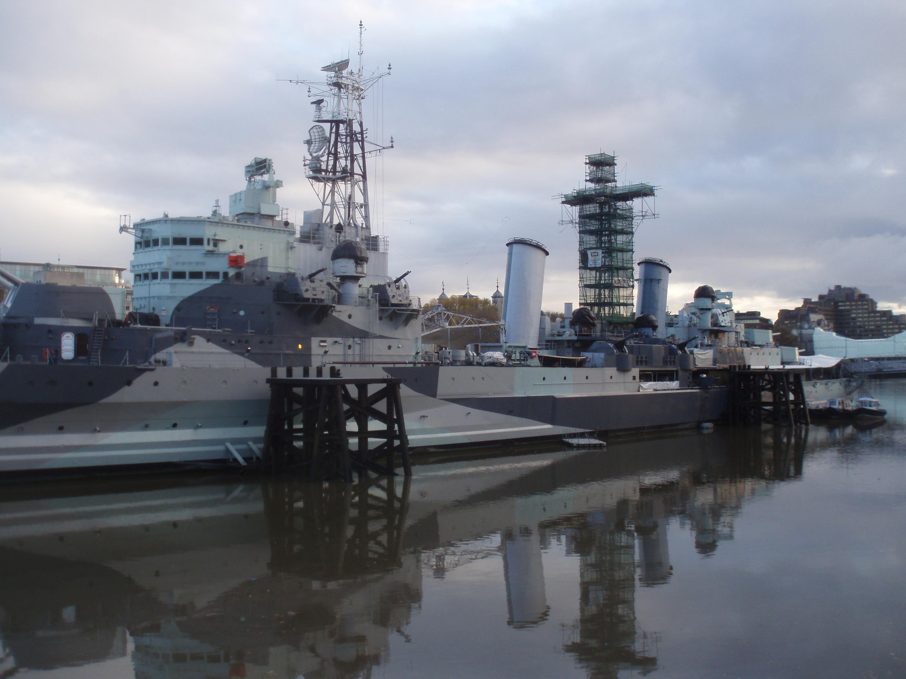 Panserskibe og artilleriskibe 1860-1960